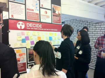 Adding opportunities for innovation under the Business Decision space at Reinvent Business hackathon